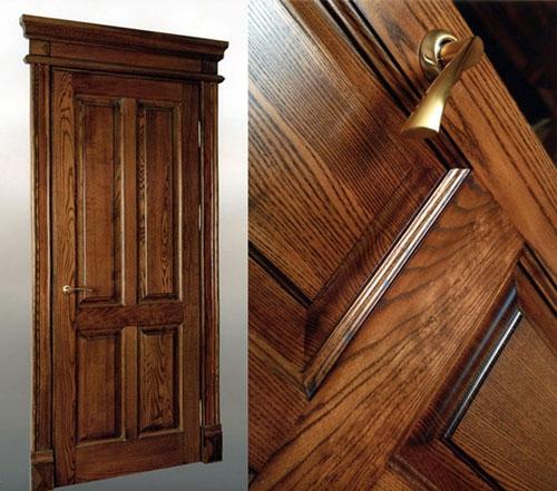 Установка металлической двери в деревянном доКак покрасит